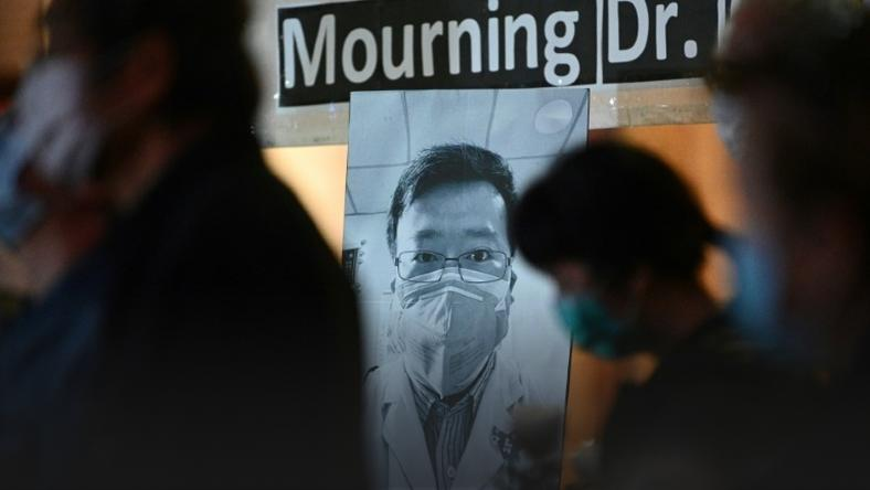 Whistleblowing doctor Li Wenliang's death sparked a rare outpouring of grief and anger on social media over the government's handling of the crisis