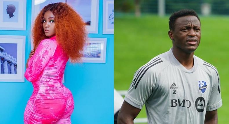 Socialite Shakilla publicly apologizes to Victor Wanyama after claiming to have had an affair with him
