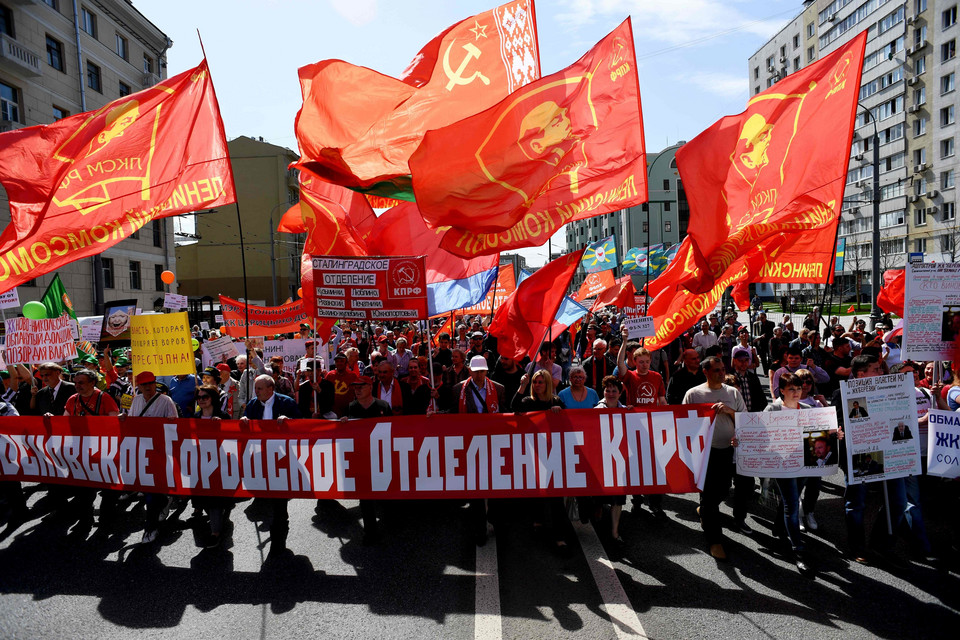 LABOUR-RUSSIA-MAY-DAY