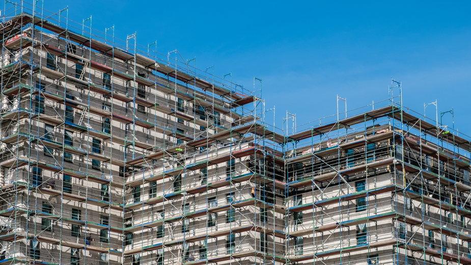 Budowa mieszkań w Polsce