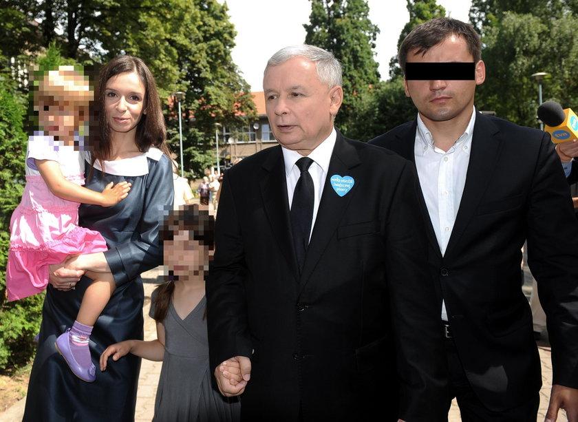 Były mąż Kaczyńskiej