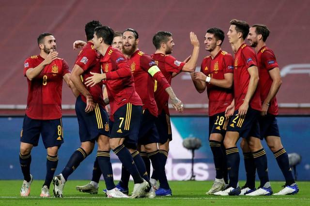 Fudbalska reprezentacija Španija