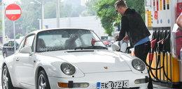 Tak Kupicha pucuje zabytkowe auto!
