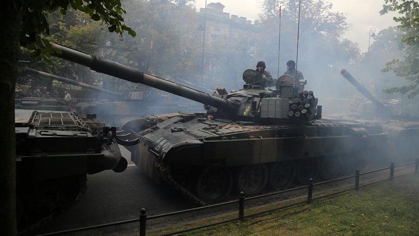 Defilada wojskowa w Warszawie. ZDJĘCIA