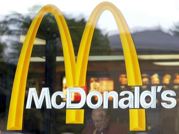 W przyszłym tygodniu ok. 1200 barów McDonalda w Wielkiej Brytanii zacznie zamieszczać w karcie dań informacje o kaloryczności potraw