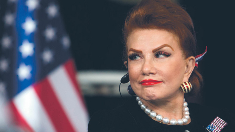 Ambasador USA w Warszawie Georgette Mosbacher