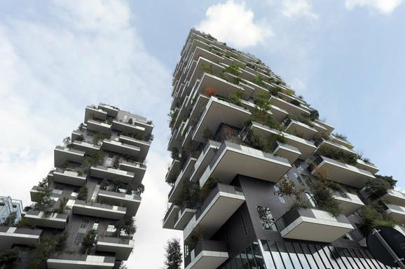 Ljudi će više morati da se okreću zelenilu u budućnosti
