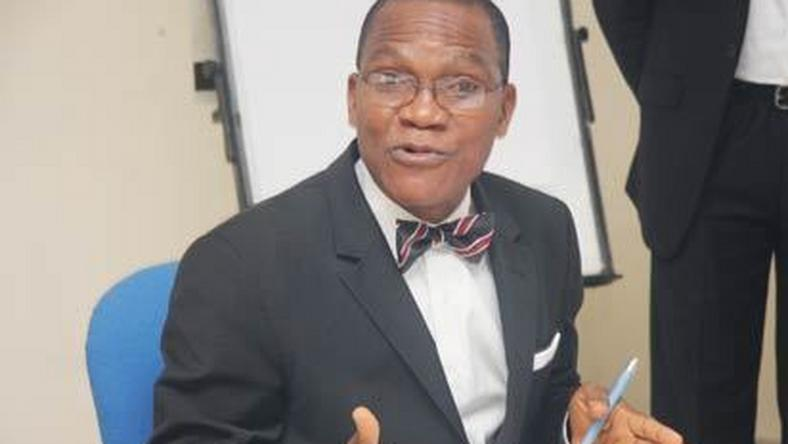 Director General of Nigeria's Debt Management Office, Abraham Nwankwo.