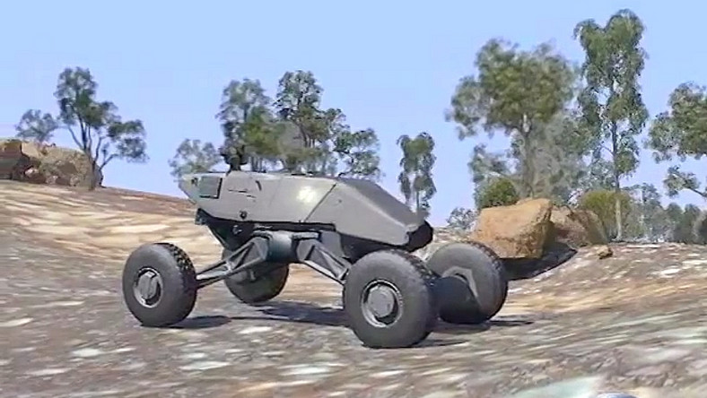 Ground X-Vehicle Technology