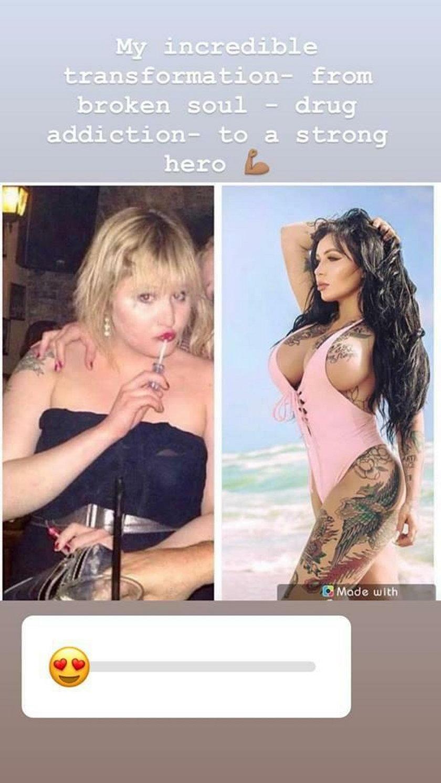 """Modelka opowiedziała o kilogramach """"koksu"""" i co robiła w Dubaju"""
