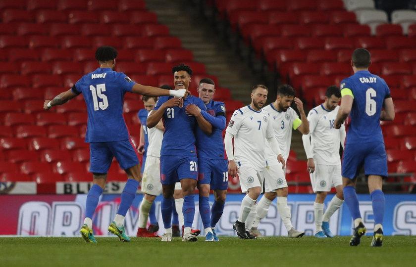 Anglia vs San Marino