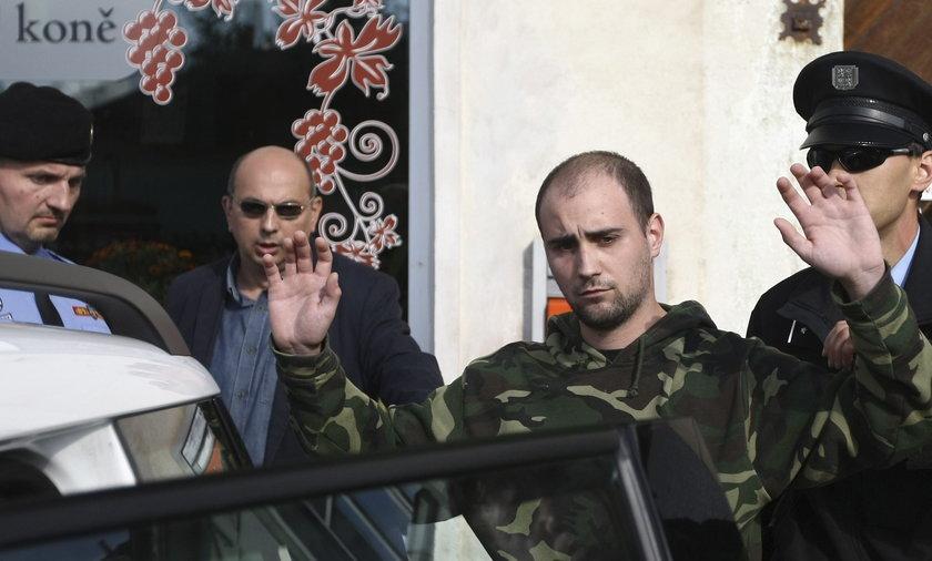 Pavel Vondrous zamach   prezydent Klaus