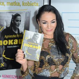 Agnieszka Rylik w bardzo seksownej stylizacji