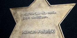 W Warszawie odsłonięto gwiazdę Polańskiego