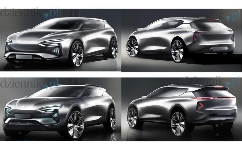 Plan EMP przewiduje uruchomienie produkcji trzech modeli kompaktowych bazujących na tej samej platformie. Firma zapewnia, że pierwsze samochody trafią na rynek pod koniec 2022 roku