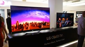 LG zwiększa produkcję ekranów OLED