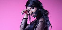 Conchita Wurst pierwszą spódnicę dostała od ...