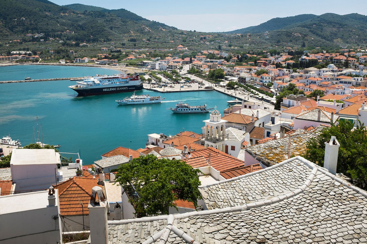 Superodmor, Skopelos foto profimedia rs