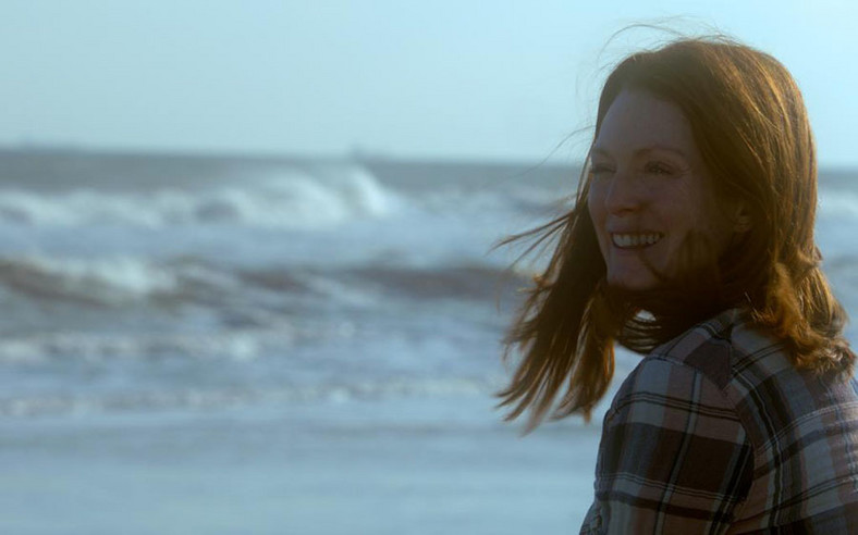 "Julianne Moore w filmie ""Motyl Still Alice"""
