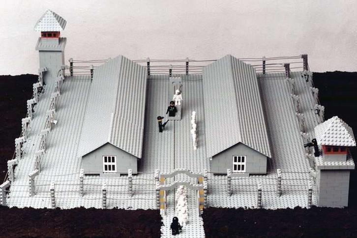 Najdroższe Lego Kupione Przez Polskie Muzeum To Obóz Koncentracyjny