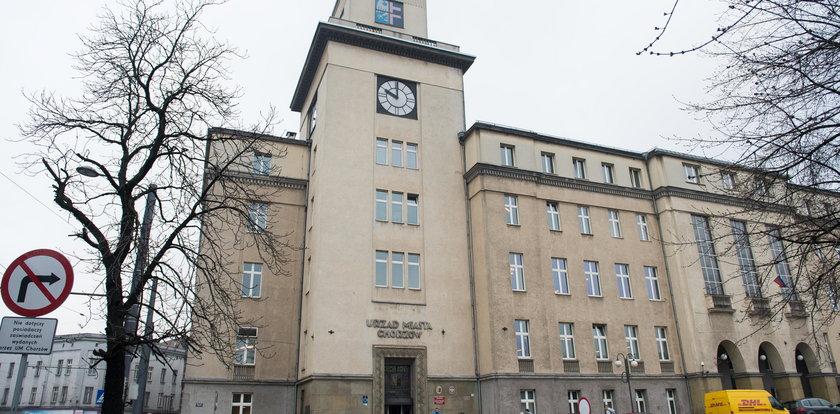 Funkcjonariusze CBŚ weszli do Urzędu Miasta w Chorzowie. Przeszukano dom prezydenta