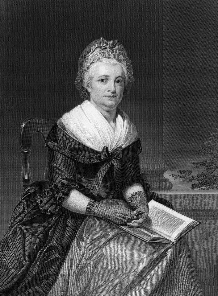 Martha Custis Washington (z domu Dandridge)