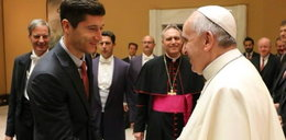 Lewandowski dostał błogosławieństwo papieża!