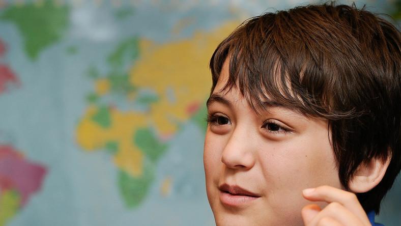 13-latek załatwi pokój między Koreami?