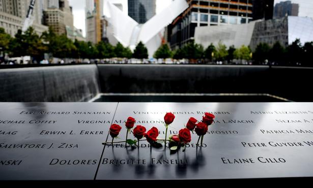 Obchodzy rocznicy 11 września