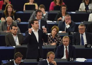Grecja prosi o 3-letnią pomoc finansową i mówi, że akceptuje warunki