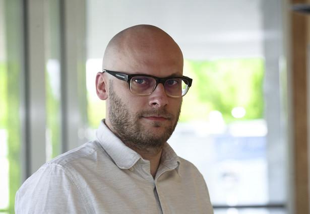 Wojciech Przylipiak, fot. Wojciech Górski