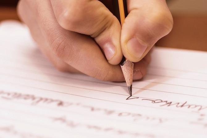 Đak prvak napisao učiteljici preteće pismo