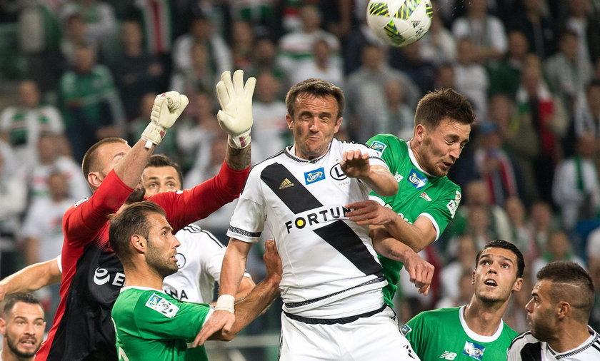 Miroslav Radović o meczu Legia Warszawa - Real Madryt w LM: Trzeba mniej gadać, a więcej pracować!