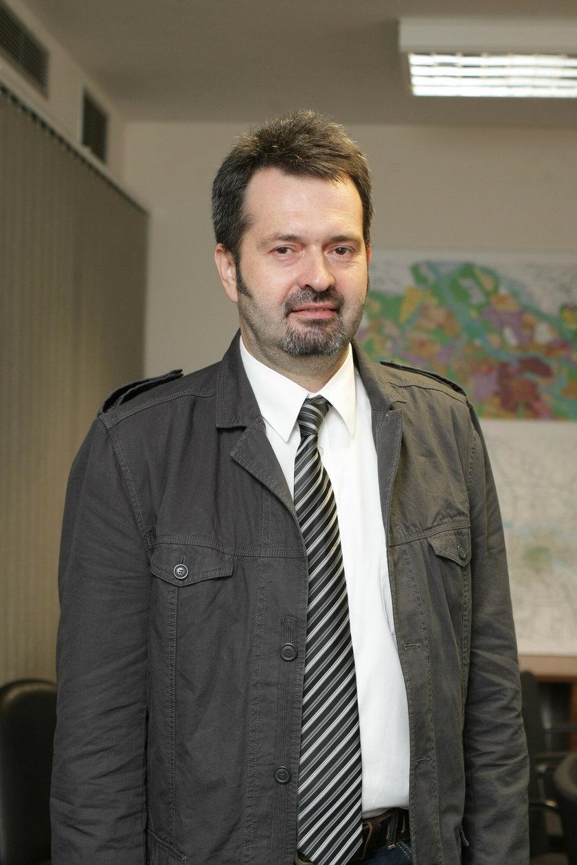 Marek Szempliński (49 l.), Wrocławskie Inwestycje