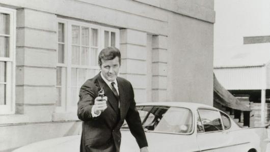 Odszedł Sir Roger Moore, filmowy Agent 007 i Święty