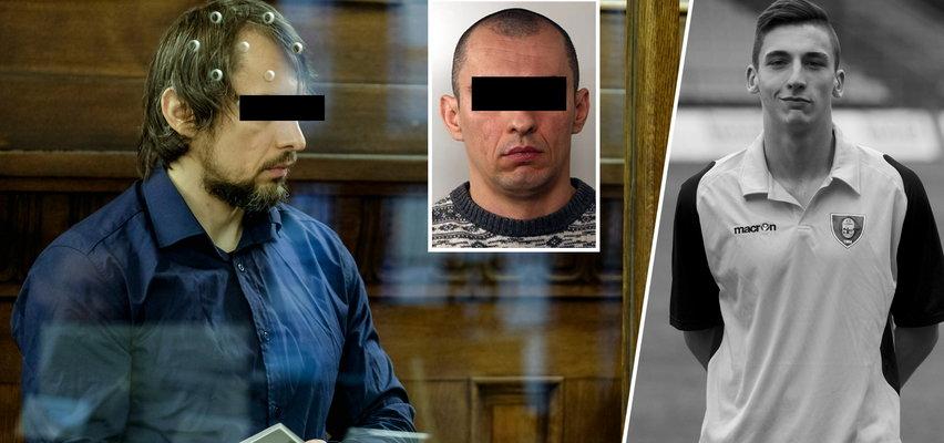 Nożownik Dariusz N. zabił młodego piłkarza. Zmienił twarz, żeby uniknąć kary