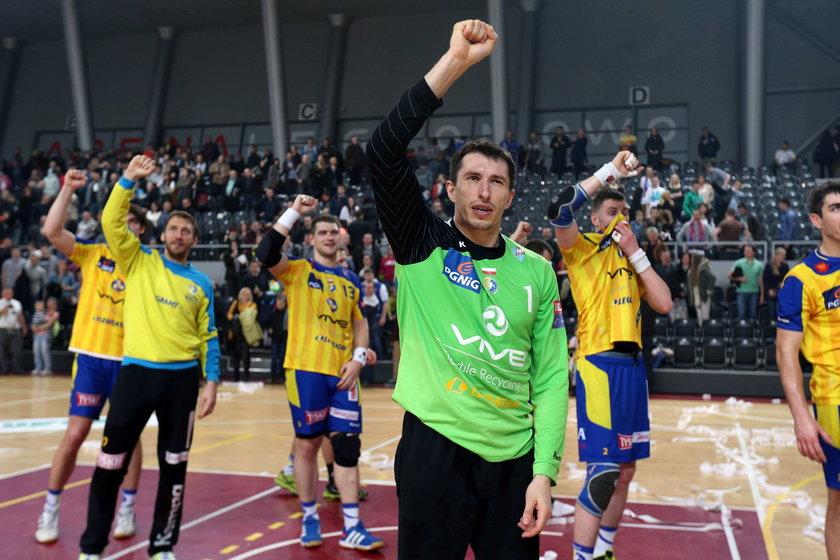 Szczecin szykuje się na mecz z Vive Targami Kielce