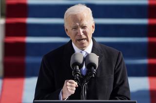 Joseph R. Biden zaprzysiężony na 46. prezydenta USA