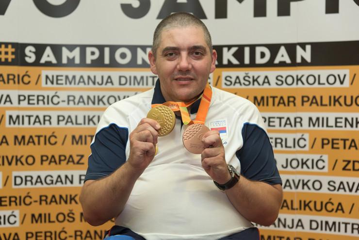 Paraolimpijci