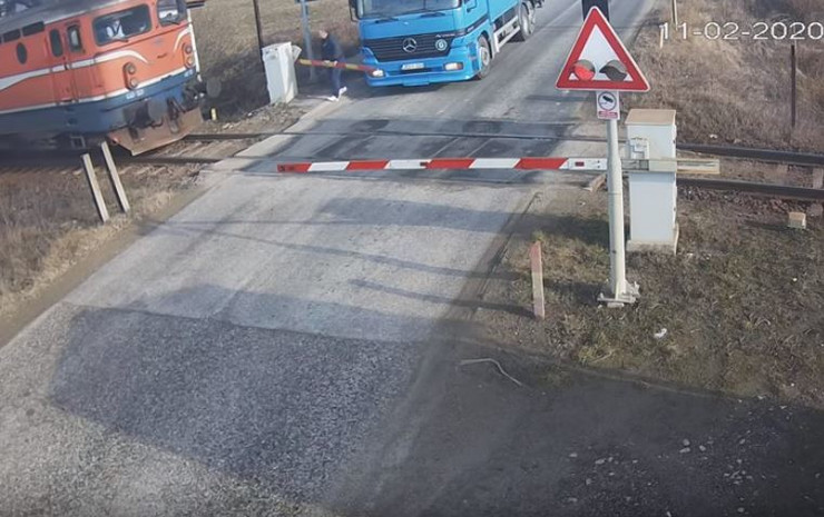 Pruzni prelaz kamion rampa