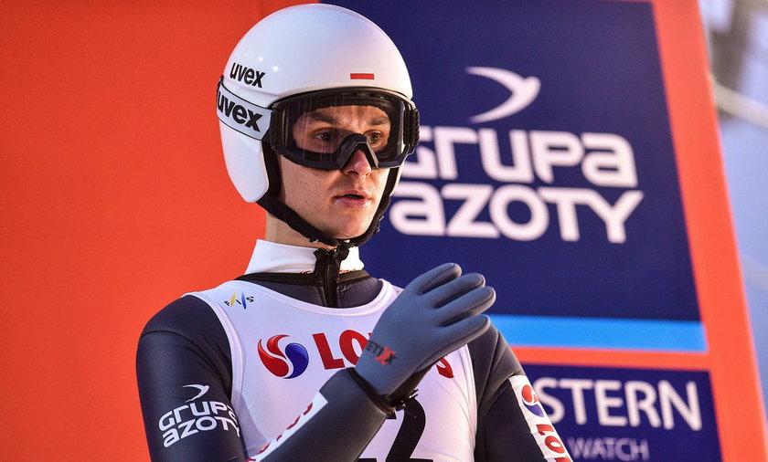 Klemens Murańka z negatywnym wynikiem testu