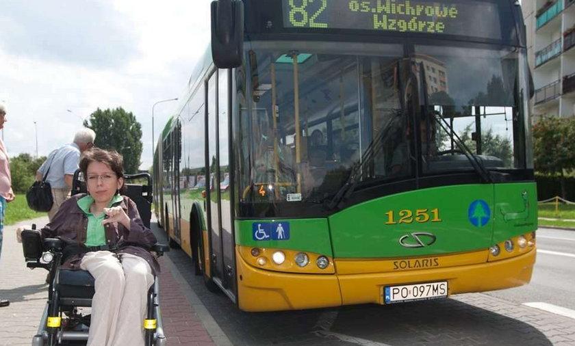 Prezes MPK chce wyrzucić niepełnosprawnych z autobusów