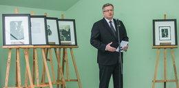 Prezydent Komorowski odwiedził Barkę