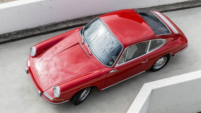 Najstarsze Porsche 901/911 - nieoczekiwany powrót legendy