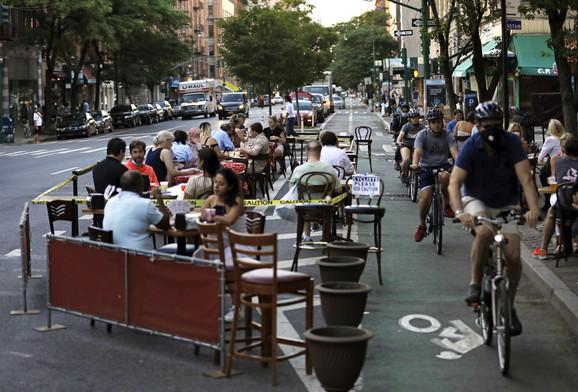 Grad Njujork se ponovo otvara