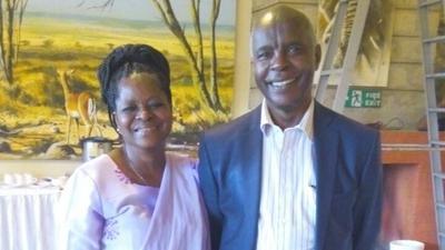 Kivutha Kibwana & Wife celebrate 43 years in love with special dedication