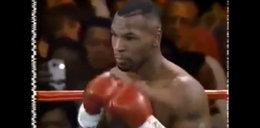 Smartphone podczas walki Mike'a Tysona w 1995 roku! To dowód na podróże w czasie? FILM