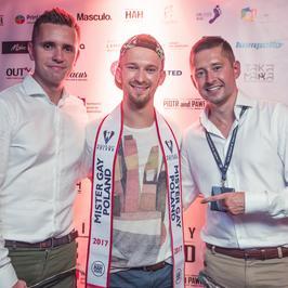 Mister Gay Poland 2017: najprzystojniejszy polski gej wybrany. Najlepszy?