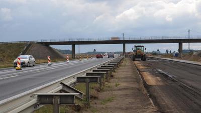 Remont Autostrady A2. Utrudnienia potrwają rok
