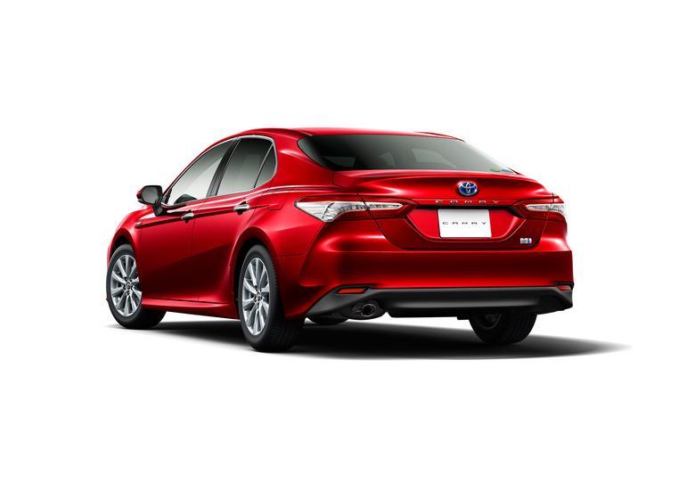 Toyota Camry - wersja amerykańska